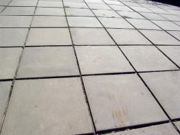 Плиты тротуарные армированные 600*600*60 серая