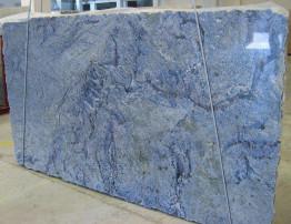Cлэб гранитный Azul Macaubas