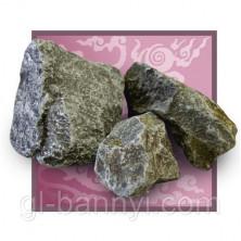 Камни для бани Порфирит 20кг.