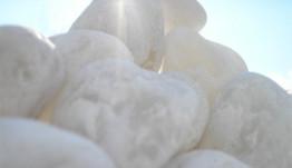 Кварц белый для бани «Озоновый»