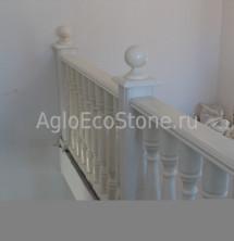 Балясины из мрамора белого в Оренбурге