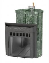 Печь для бани Ферингер (ПС) Оптима в облицовке Змеевик цельный