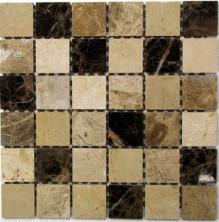 Мозаика из натурального камня Turin 48