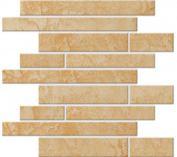 AN01 Мозаика Estima ANTICA Mosaico Muretto 380*300*8мм матовый