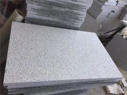 Гранитная плита, термо 600х600х30 Сибирский гранит