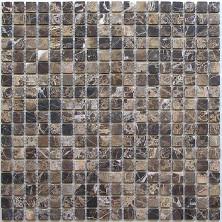 Мозаика из натурального камня Ferato 15 slim-pol