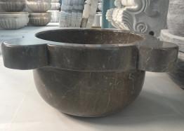 Курна для турецкой бани пристенная