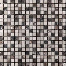 Мозаика из натурального камня Серия Mix MT-22-15T (M022-M031G-15T)