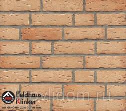 696 Клинкерная плитка ручной формовки Sintra Crema Duna