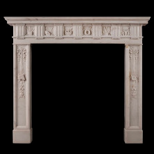 Мраморный портал K 373, Астов