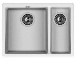 Мойка кухонная Florentina встраиваемая, литой мрамор, Вега 335/160 Жасмин