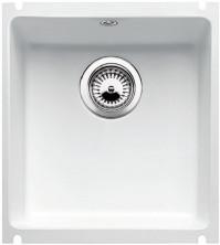 Мойка кухонная Blanco Subline 375-U Ceramic 523726 Белый