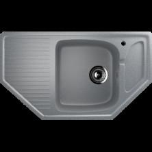 Каменная мойка Улгран U-109 Темно-серый