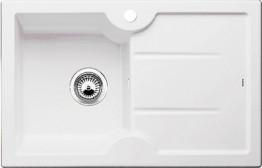Мойка кухонная Blanco Idessa 45 S Ceramic 514497 Белый (левая)