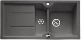 Мойка кухонная Blanco Idessa 6 S Ceramic 516984 Базальт