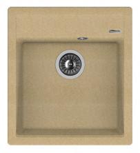 Мойка кухонная Florentina накладная, литой мрамор, Липси-460