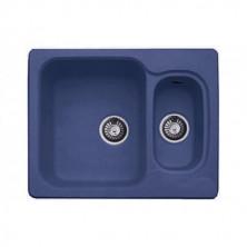 Кухонная мойка Granfest Standart GF-S615K Синяя