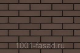 Клинкерная фасадная плитка King Klinker Польша Клинкерная фасадная плитка Natural brown (03) Коричневый