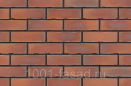 Клинкерная фасадная плитка King Klinker Польша Клинкерная фасадная плитка Gothic smile (HF41)