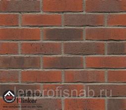 743 Клинкерная плитка ручной формовки Vascu Carmesi Flores