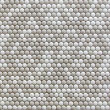Мозаика из натурального камня Pixel cream Новинка!