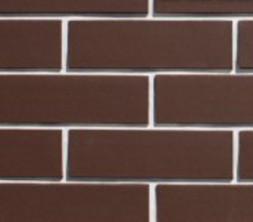Плитка клинкерная фасадная, 240x71x10мм, Шоколад