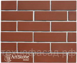 Клинкерная плитка ArtStone Klinker ASK-33 Red