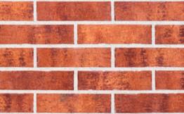 Клинкерная фасадная плитка KING KLINKER Old Castle Purple rain