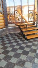Укладка тротуарной плитки Заокский