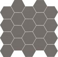 Мозаика MS-All in white grey 28,2х30,6
