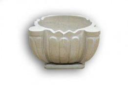 Мраморная чаша для хамама С200