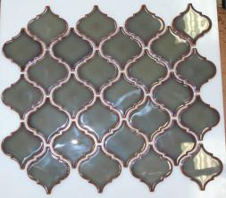 Мозаика NS-mosaic керамика (245х293), R-305