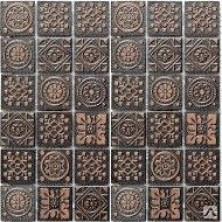 Мозаика из натурального камня Secret