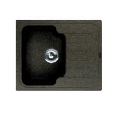 Мойка кухонная Florentina накладная, литой мрамор, ТАИС-615 Коричневый