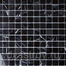Мозаика Black Silk 23x23