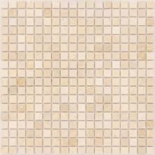 Мозаика из натурального камня Caramelle Botticino POL 15x15x4, шт.