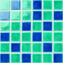 Мозаика NS-mosaic керамика (306х306), PW4848-16