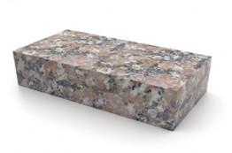 Брусчатка гранитная Южно-Султаевская 100*200*100 мм (полнопиленная, верх термо)