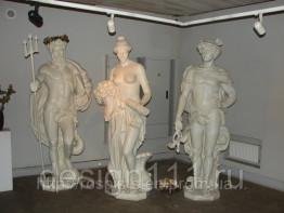 Скульптуры гипсовые мифология