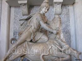 Скульптура в древнегреческом стиле