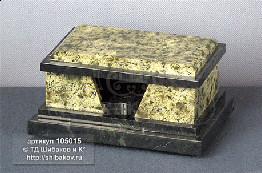 Sv23-00113 Визитница-шкатулка 120*90*60мм