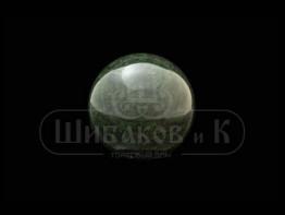 Sv23-00146 Шар полированный змеевик (Баженовский) d-91-100 мм