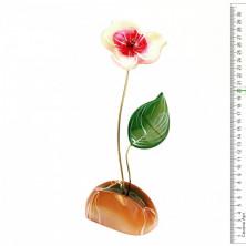 Sv44-00456 Цветок «Аленький» из селенита
