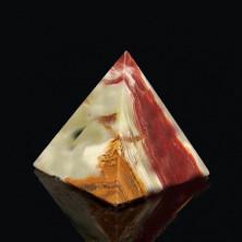 Sv36-00244 Пирамида из оникса 4,7х4,7см, 130г