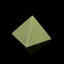 Sv23-00261 Пирамида из офиокальцита 45х45мм