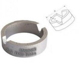 Сегмент алмазный ADTnS кольцевой K D32*2.5*8+2 RM4