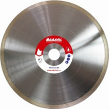Алмазный диск по мрамору серии RH/AM , размер сегмента 1,8 х 8,5 мм; Ø=230 мм