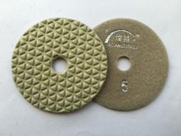 Алмазные гибкие диски Ø 100 сухие. 5 переходов №5