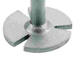 Фреза сегментная по камню на металлической основе с посадочным диаметром 6мм (30мм) 107AG-630(CE)