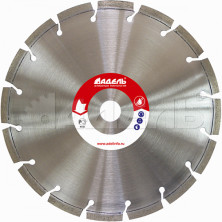 Алмазный диск по граниту серии LH размер сегмента 2,6 х 10 мм; Ø=230 мм